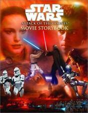 Star Wars Episode II: Attack of the Clones Movie Storybook Jane Mason, Sarah Hi