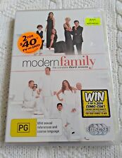 MODERN FAMILY- SEASON 3 – DVD, 3-DISC, R-4, NEW AND SEALED, FEE POST AUS-WIDE