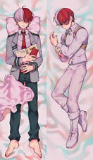 My Boku No Hero Academia Todoroki Shouto Dakimakura Cover Hug Body Pillow Case