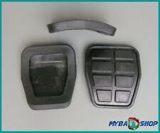 Pedales 2x bremspedalgummi embrague pedal goma pedal goma pavimento universal & VW