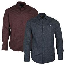 PME Legend Herren Hemd Freizeithemd langarm bügelleicht slim Shirt Kent Kragen