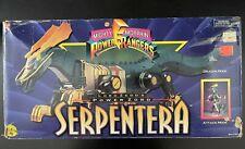 Power Rangers Serpentera Lord Zedd's Power Zord Bandai 1995 w/Box