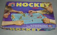 Sure Shot Ice Hockey Board Game Ideal Games 1970 COMPLETE VGC ULTRA RARE