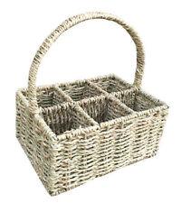 Seagrass Contemporary Decorative Baskets