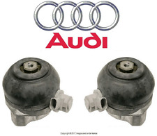 For Audi S8 A8 Quattro Pair Set of Left & Right Lower Engine Mounts Genuine