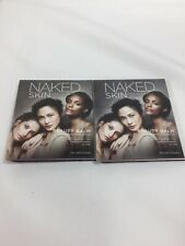 (2) Urban Decay Naked Skin Beauty Balm Travel Deluxe Sz Sample 3 Per Pack