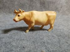 Vintage Celluloid Toy Cow, 4 Inches