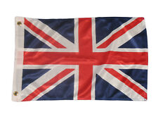 12x18 12''x18'' UK United Kingdom rough tex knitted boat flag banner