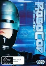 Robocop Robocop 2 Robocop 3 DVD 2cf2