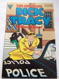 the original dick tracy # 4, 1991 gladstone