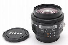 【MINT】 Nikon AF Nikkor 24mm f/2.8 wide angle SLR Prime Lens from Japan 964