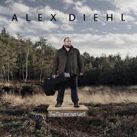 ALEX DIEHL - BRETTER MEINER WELT  CD NEU
