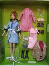 "NRFB Poppy Parker BAREFOOT IN THE PARK 12"" doll CORIE BRATTER GIFTSET"