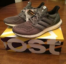 408535f62 Adidas x Highsnobiety Ultra Boost 1.0 Wool Grey DS Sz. 9 100% Authentic New