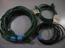80 ft Outdoor Extension Cord Green 16/3 + Two 15 ft Outdoor Cords-FAST SHIPPING!