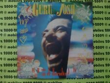 """Guru Josh Whose Law Is It De todos modos? 7"""" Solo 1980 PB 43647 Disco De Vinilo"""