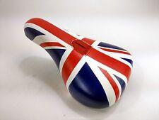 Total BMX Sattel Pivotal UK Design farbig Union Flag