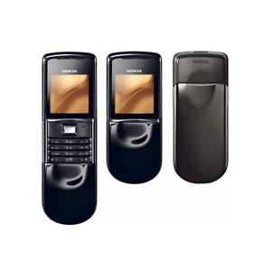Original Nokia 8800 sirocco 2G GSM 128M Binternal memory Mobile phone 2.0MP