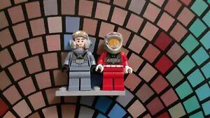Lego Star Wars Rebels Figuren - 2x Rebellen Piloten in rot, blau