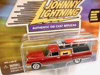 JOHNNY LIGHTNING LIGHTING SPEED SURF WAGON - 1:64TH SCALE  DIE-CAST