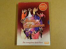 DVD + BOEK / STERREN OP DE DANSVLOER - DE COMPLETE LUXE-BOX