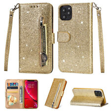 Glitter Wallet Leather Flip Case Cover For iPhone 12 Pro 11 X XR XS Max 7 8 Plus