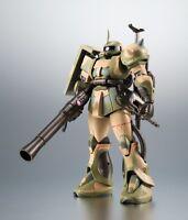 ROBOT SPIRITS SIDE MS MS-06J ZAKU II WETLAND TYPE Ver A.N.I.M.E. Figure BANDAI