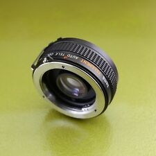 MINOLTA M / MD, genuine TELE CONVERTER 2x MC auto (7ELEMENT) HAMA Konverter ☆☆☆