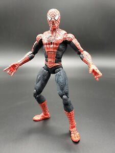 Spiderman Movie 2003 Articulated Very Posable Tobey Maguire Action Figure Marvel
