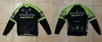 Scott Jersey Team Mitchelton Scott Giordana Cycle Shirt Size M Jersey Camiseta