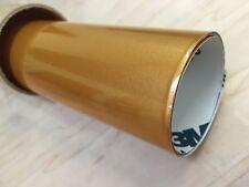 3M 1080 Gloss Gold Metallic 2FT x 5FT G241 Vinyl Car Wrap Film Sticker Sheet