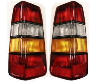 Volvo 240 245 station wagon Tail Light PAIR NEW 1372441 1372442 Taillight