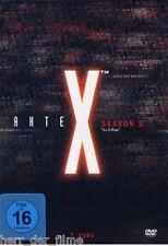 AKTE X Season 2, 7 DVDs (David Duchovny) NEU+OVP