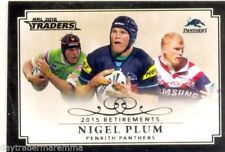 Penrith Panthers 2016 Season NRL & Rugby League Trading Cards