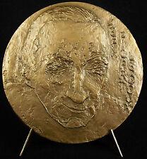 Médaille Jean Picart Le Doux artiste peintre & tapissier tapisserie 1974 Medal