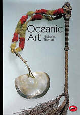 OCEANIC ART., Thomas, Nicholas., Used; Very Good Book