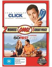 50 First Dates / Click (DVD, 2011)