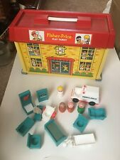 Fisher Price Little People 931 Hospital MUST SEE
