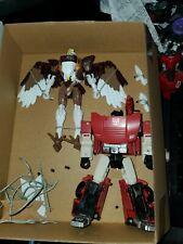 Transformers War For Cybertron Kingdom  Skywarp And First Release Sideswipe