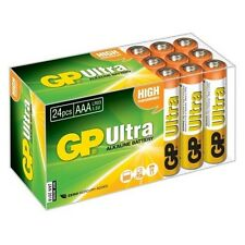 48 GP Ultra AAA MN2400 LR03 piles 1.5 V alcaline haute performance en vrac