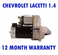 Chevrolet Lacetti 1.4 1.6 1.8 2005 2006 2007 2008 2009-2015 Motor de Arranque