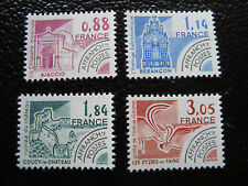 FRANCE - timbre yvert et tellier preoblitere n° 170 a 173 n** (A9) stamp french