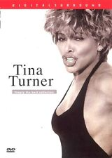 Tina Turner - Simply the Best (1991) DVD (Sealed)