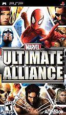 Marvel: Ultimate Alliance (Sony PSP, 2006) UMD only