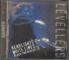 LEVELLERS 1996 CD Best LIVE Headlights White Lines Black Tar Rivers 14 track