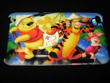 Pooh & Friends Hard Case for iPod Touch 4th Gen Rafting the River Piglet Tigger