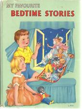 CH - Vintage 1960's Book - My Favourite Bedtime Stories - Published in London