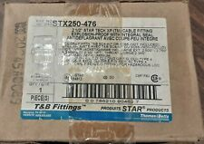 "STX250-476 THOMAS & BETTS 2-1/2"" STAR TEK XP CABLE FITTING EXPL. PROOF"