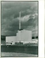 Krümmel nuclear power plant - Vintage photograph 3250433