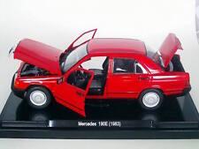 QUATTRORUOTE SCALA 1/24 1:24 APRIBILE - Mercedes 190E 1983